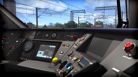"""لعبة القطارات الممتعة """"Train Simulator"""