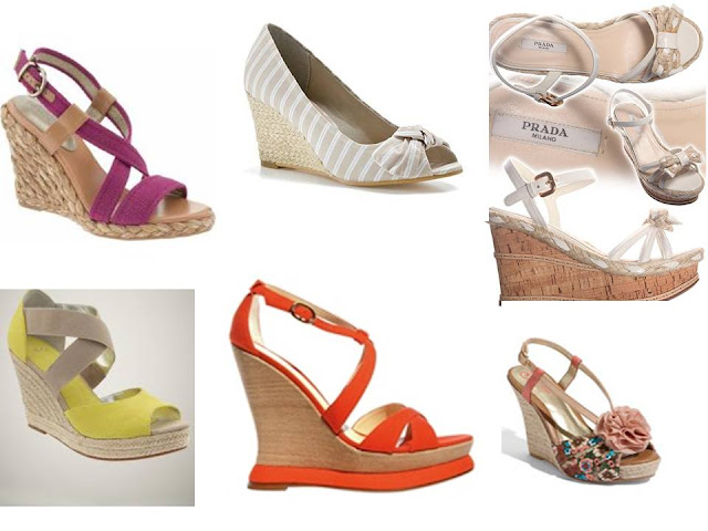 Step into Summer Shoes!
