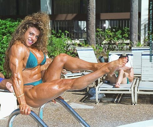 Michele Ralabate Female Muscle Bodybuilding Blog WPWMAX