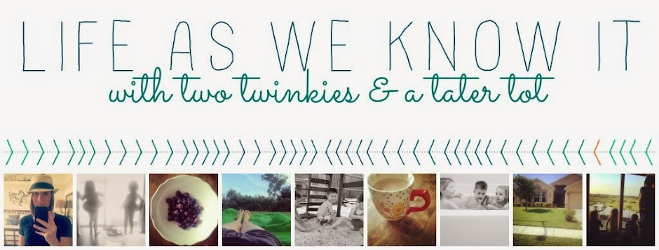 Two Twinkies & a Tot Giveaways