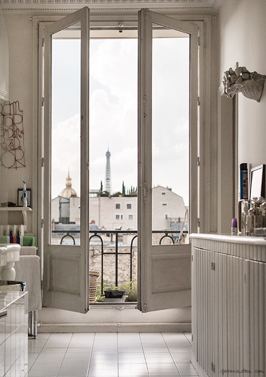 Paris Home of Ramdane & Victoire - Nest of Pearls