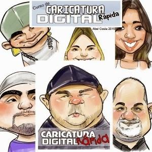 Curso de Caricatura Digital Rápida