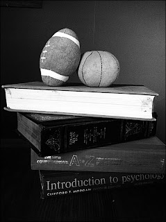 sports and books