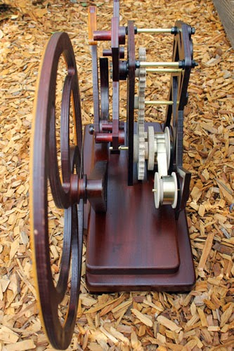 Clayton Boyer Tocks Constant Force Springs