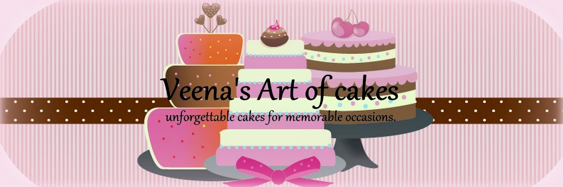 Veena&#39;s Art of Cakes