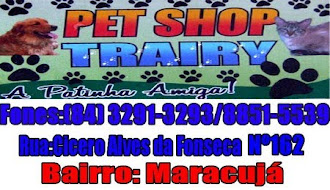 Pet Shop Trairy