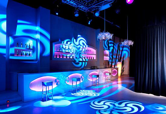Ego.whimsy .inspiration Modern Night Club Design