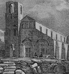 Chiesa della Madonna della Libera (antica stampa)