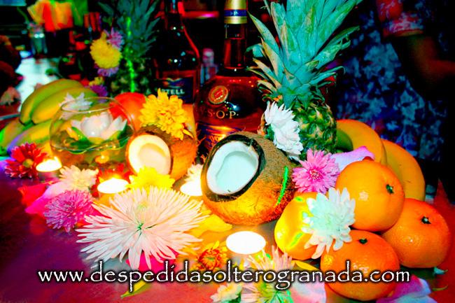 Decoracion Hawaiana Para Mesas ~ Fiesta hawaiana Juegos y ambiente festivo para tu despedida de