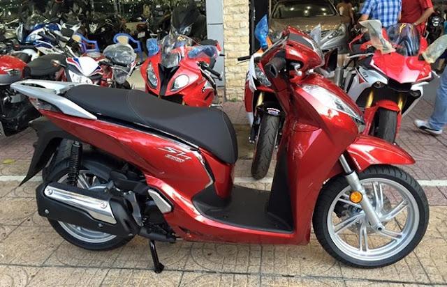 3 mẫu xe máy mới vừa về Việt Nam đã gây sốt
