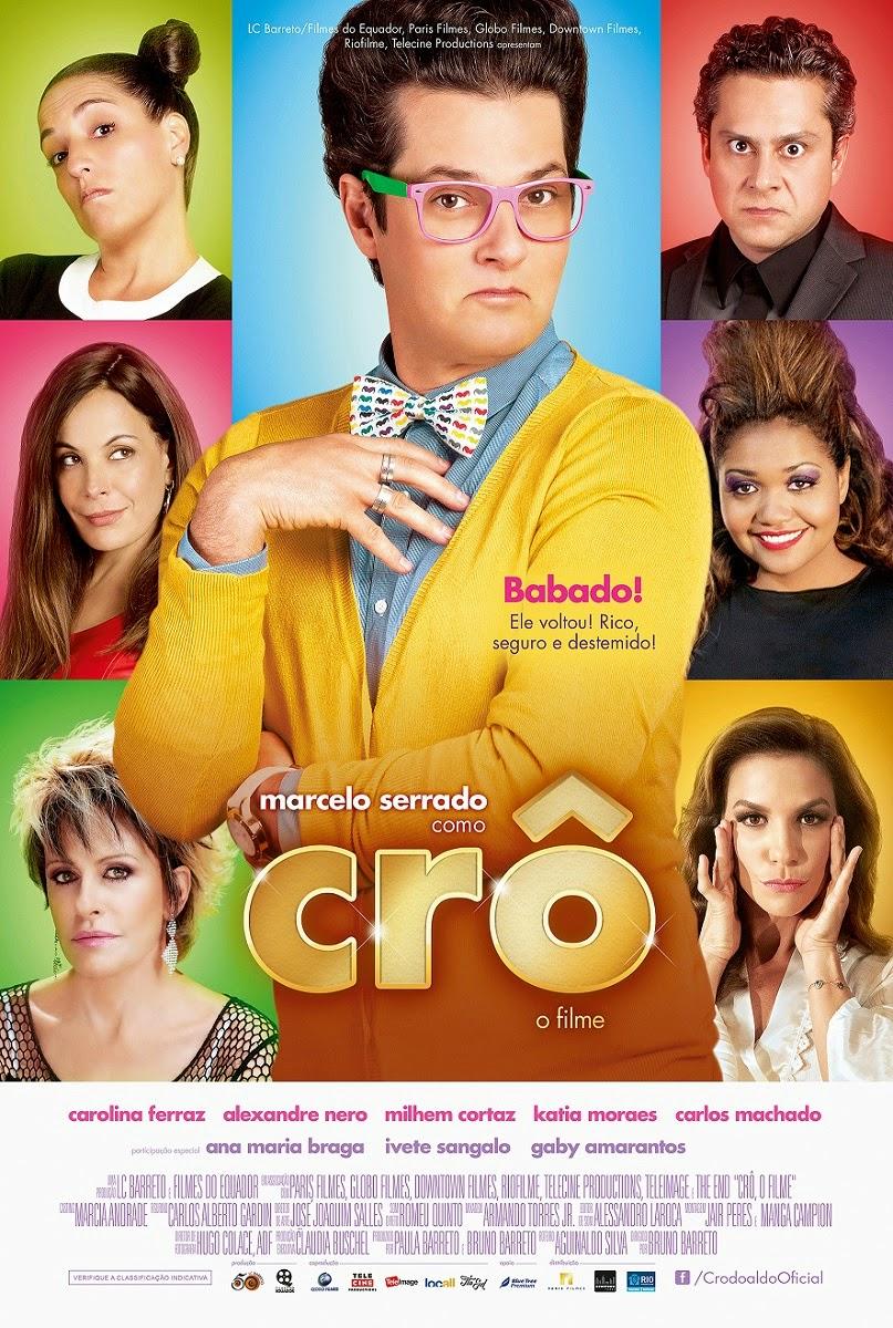 Pôster/capa/cartaz de CRÔ - O FILME