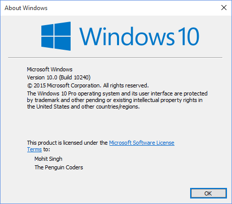 How to Change Registered Owner and Organization Name of Windows ...