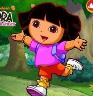 Dora's Shadow