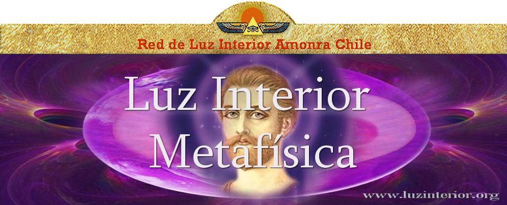 LuzInterior Metafisica