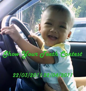 show your teeth contest
