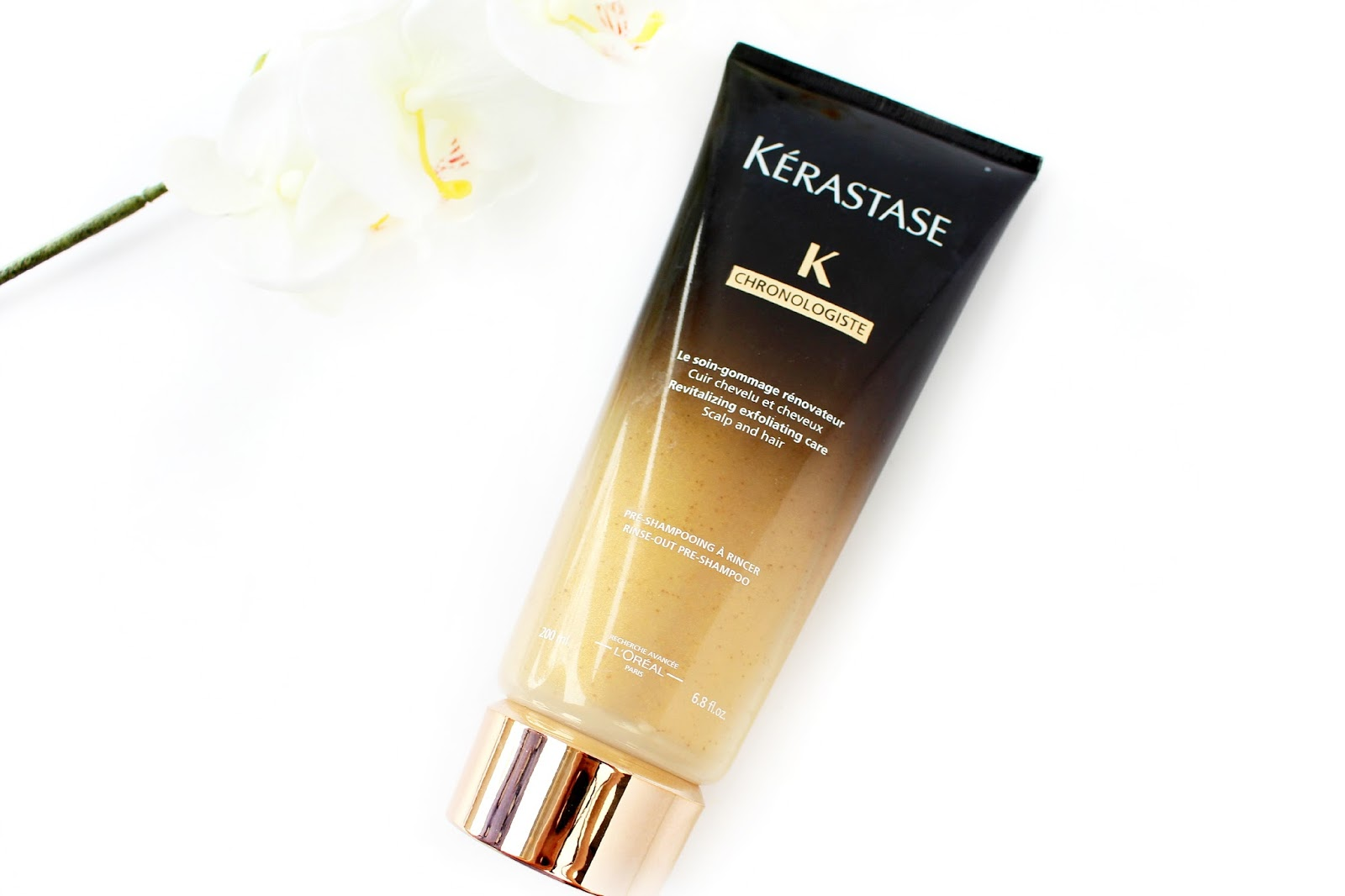 Kerastase Chronologiste Revitalizing Exfoliating Care