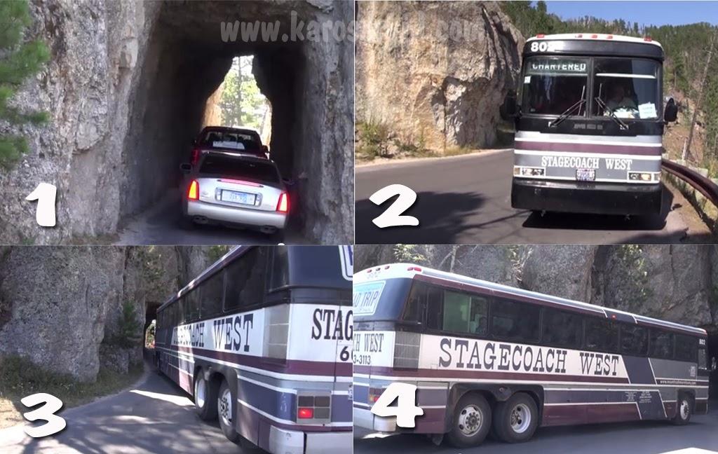 Supir Bus Paling Gila
