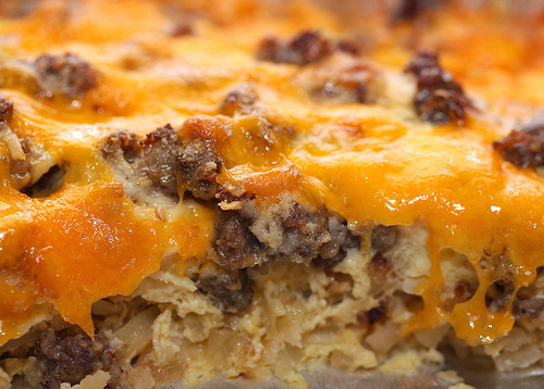 Twirl and Taste: Christmas Morning Breakfast Casserole - just doesn't ...