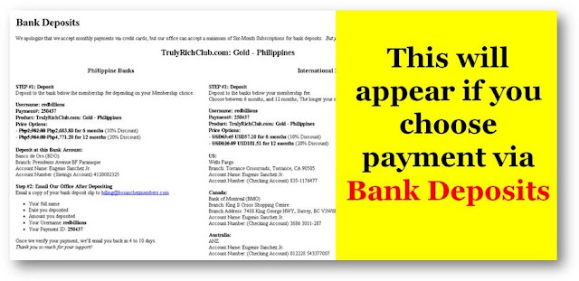 Truly Rich Club Review Stock Market Philippines Bo Sanchez