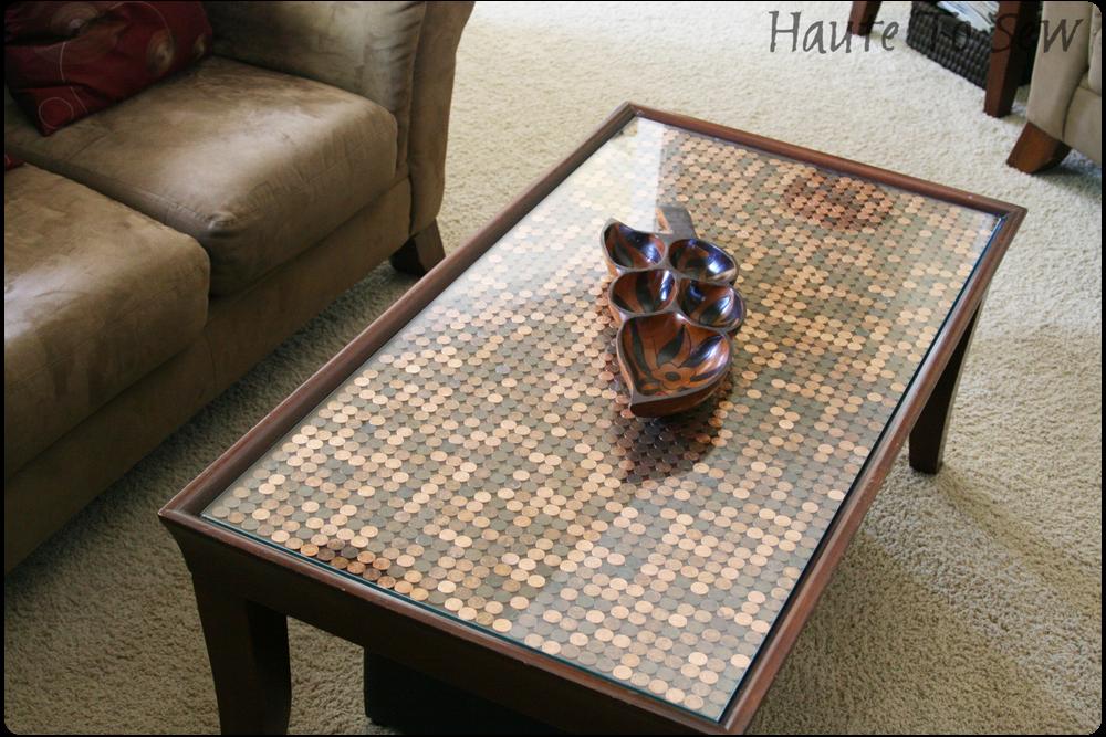 Diy Table Tops Penny Designs 25 DIY Ideas For Home
