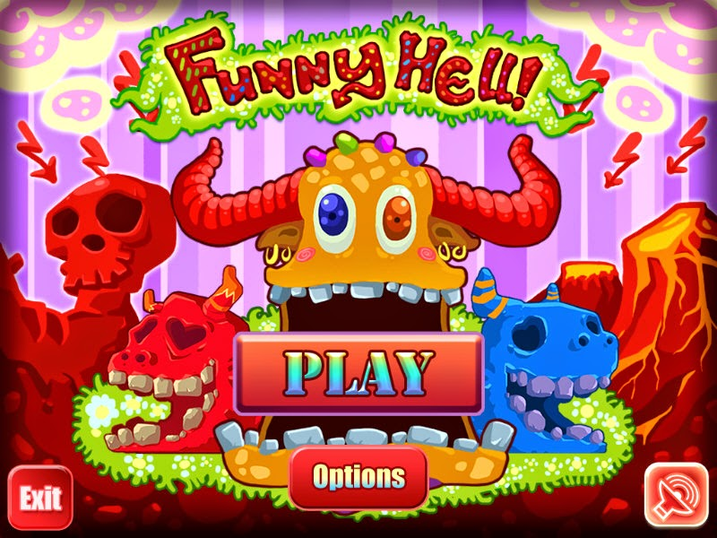 game funny hell
