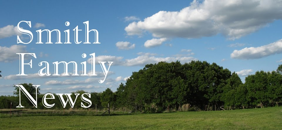 Smith Family News