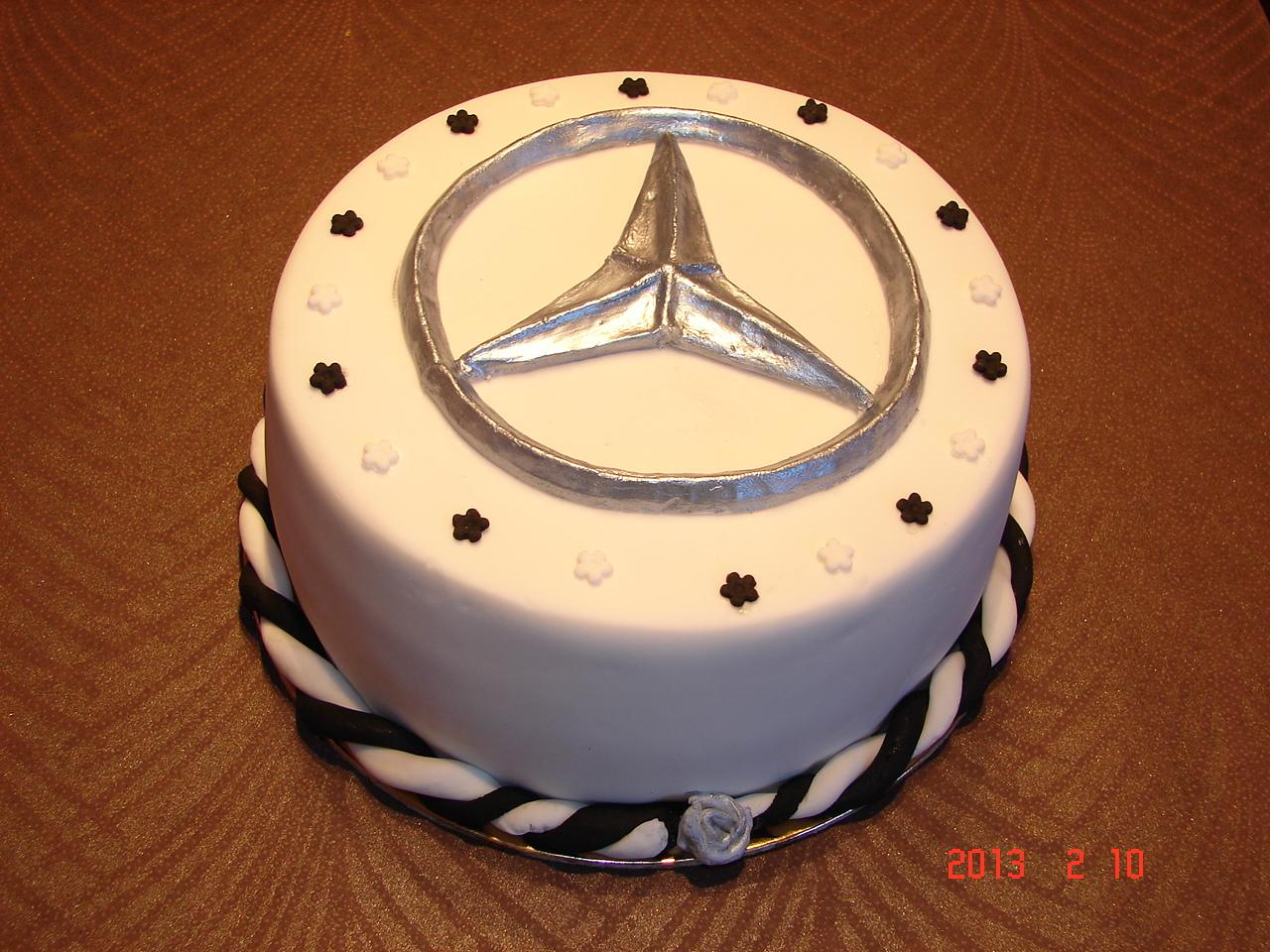 Mercedes Benz Torta