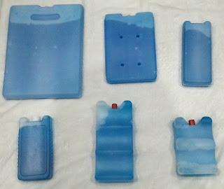 Jual Blue Ice Pack dan Blue Ice Gel Pengganti Es Batu Murah di Semarang