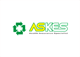 Askes Health Insurance Logo Vector  download free