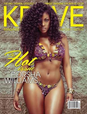 porsha krave magazine