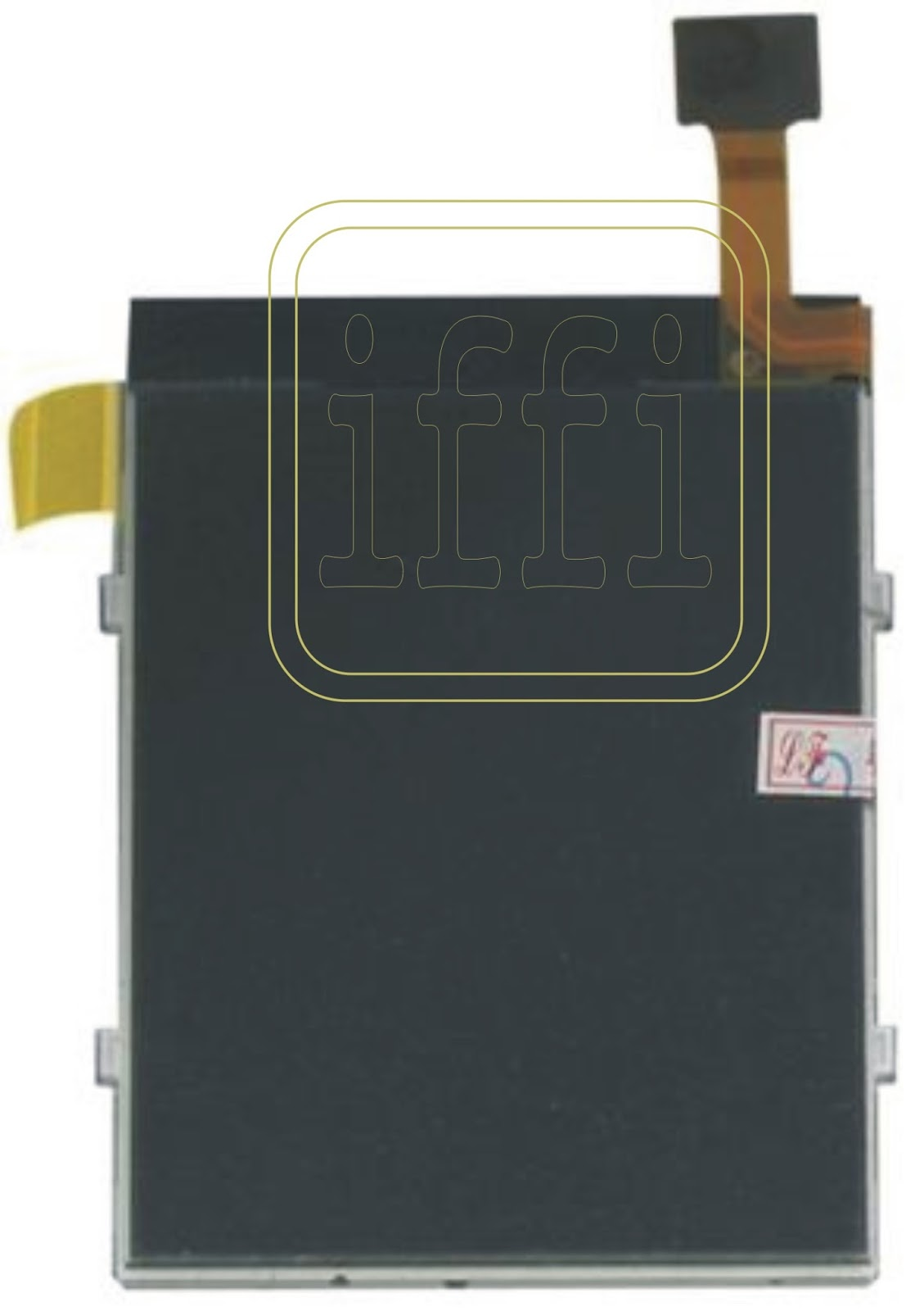 Iffi Technology Micro Electronics Nokia N73 Opening Casing Lcd 2630 View