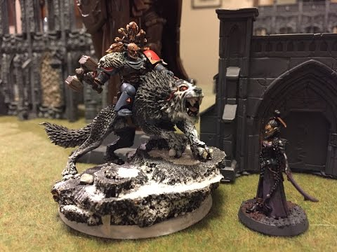Warhammer 40k - SkaredCast Battle Report -