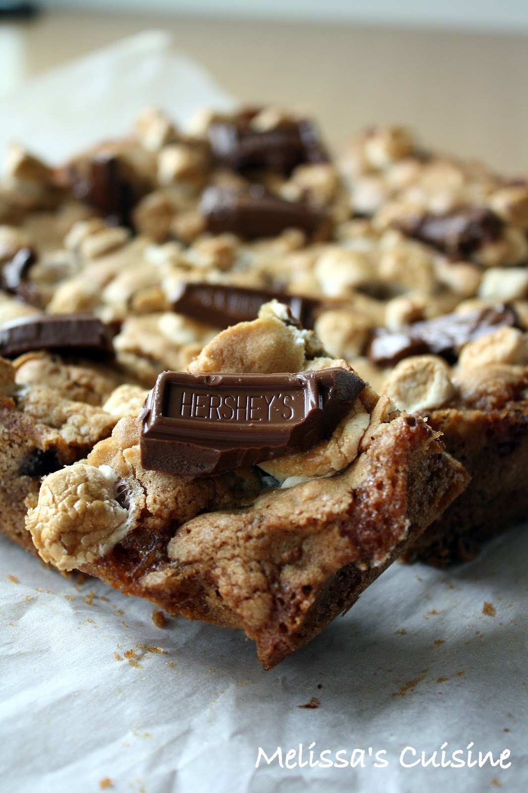 Melissa's Cuisine: S'mores Bars