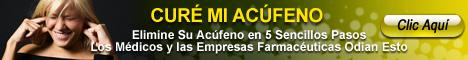 """""""Milagro Para El Acufeno"""""""