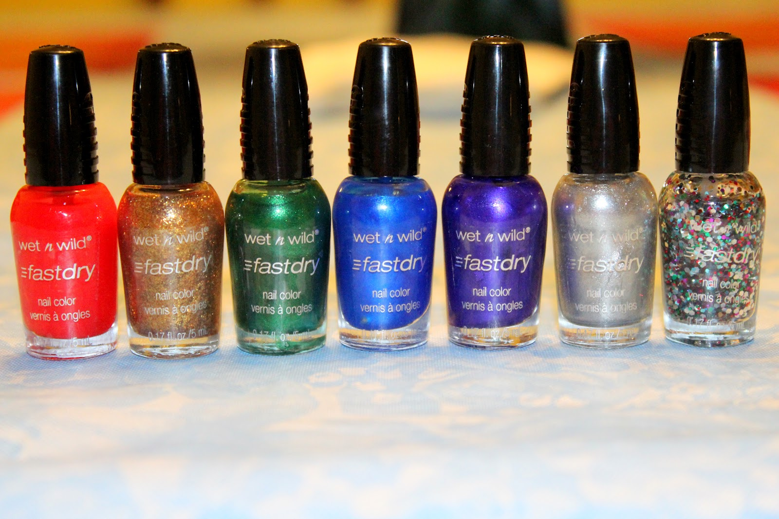 Wet n Wild Nail Polish (review with swatches) - \'Vanessa Jhoy Blog