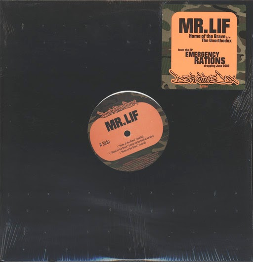 Mr. Lif - Home Of The Brave