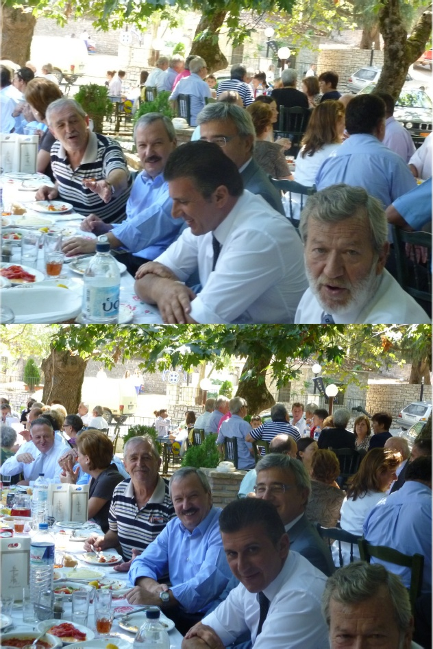 Το Ολοκαύτωμα του Αετού και το..Ολοκαύτωμα των Ελλήνων από τους βουλευτές μας