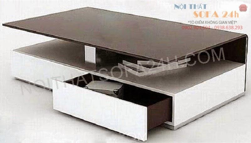 Bàn sofa gỗ BS107