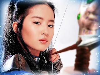 Crystal Liu Yi Fei (劉亦菲) Wallpaper HD 66