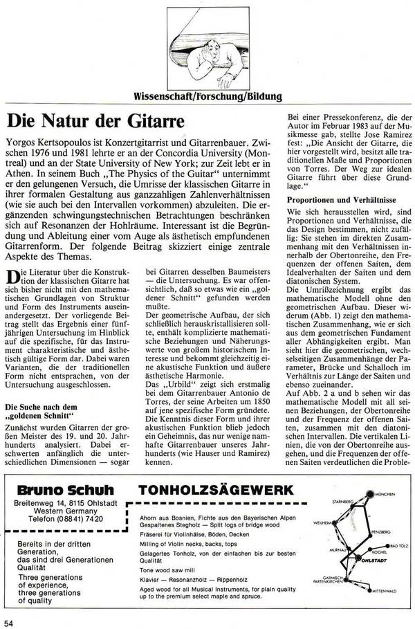 Kertsopoulos-First page in German Mathematical Model of the Guitar