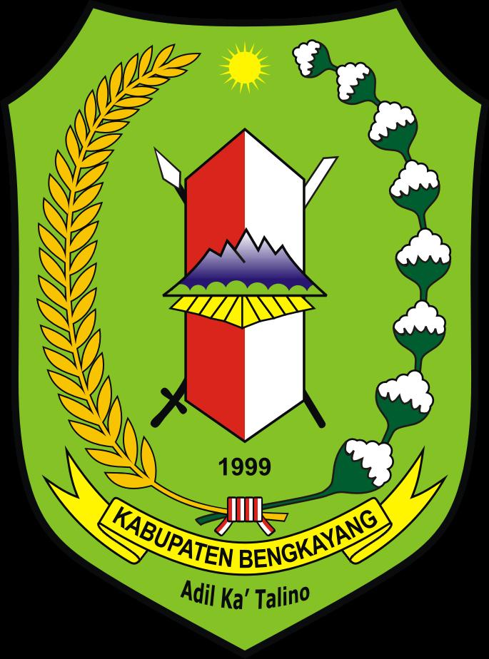 Logo Kabupaten Bengkayang Kumpulan Logo Lambang Indonesia