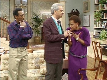 Celebrity guests on the cosby show