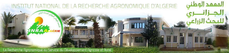 INSTITUT NATIONAL DE LA RECHERCHE AGRONOMIQUE D'ALGERIE