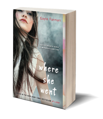 where she went by gayle forman pdf