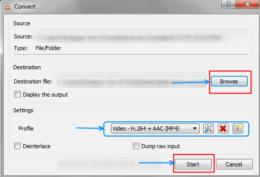 How to Convert Media Files Using VLC [Easy] - Tips Tricks ...