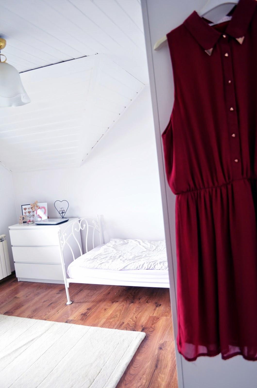 white room, romantic style, biały pokój, białe meble, sypialnia biała, łóżko białe, rustical style, decor, wnętrze białe, lifelookangies
