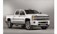 2015 Chevrolet Silverado – Price and Specs