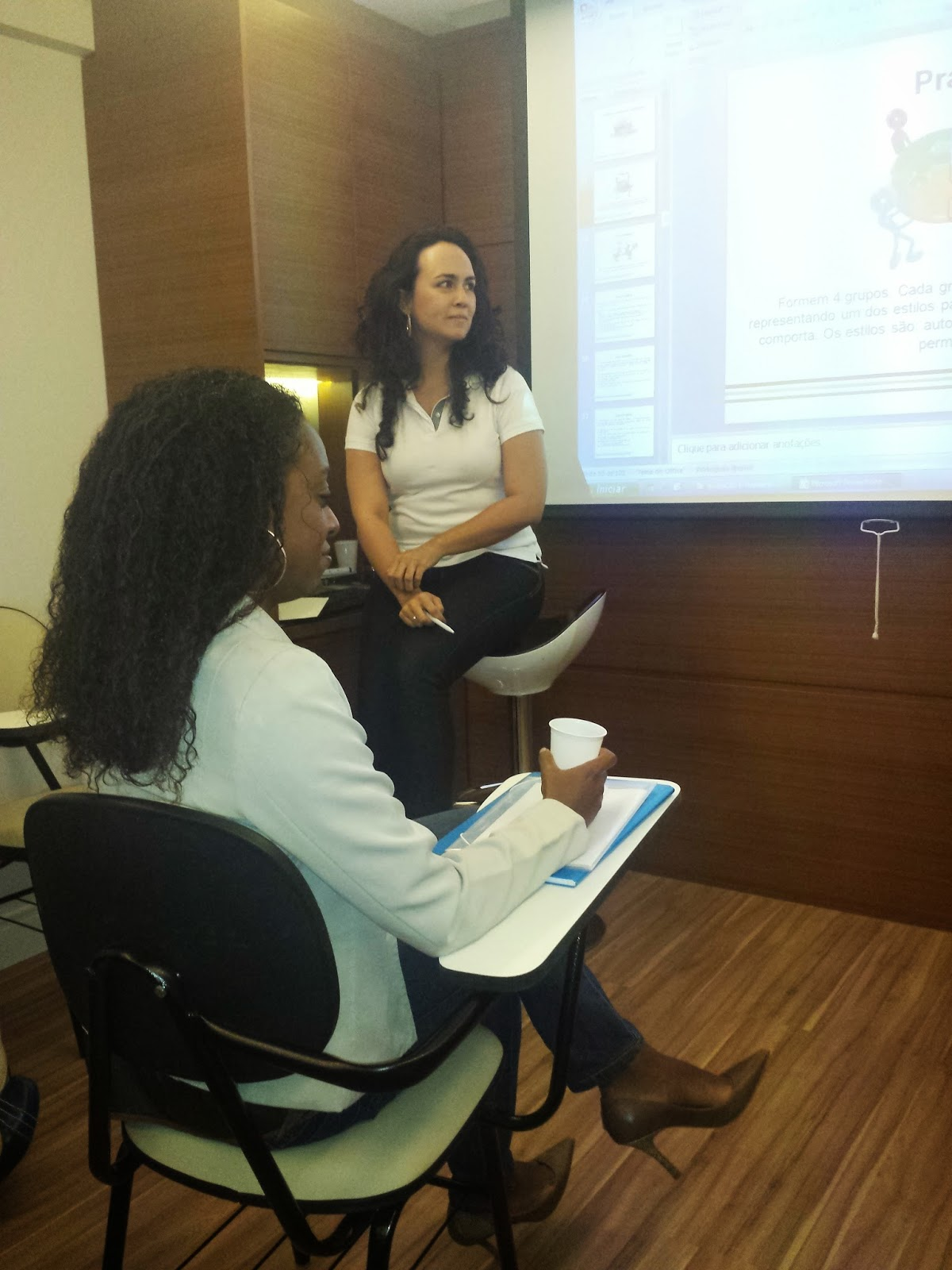Workshop em Brasília - Métodos de Avaliação e Treinamento das Habilidades Sociais 17