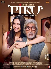 Watch Piku (2015) DVDRip Hindi Full Movie Watch Online Free Download
