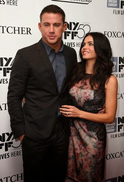 Think you are  ready to have second children? Jenna Dewan and husband, Channing Tatum headed the 52nd New York Film Festival at Alice Tully Hall in New York on Friday, October 10, 2014.